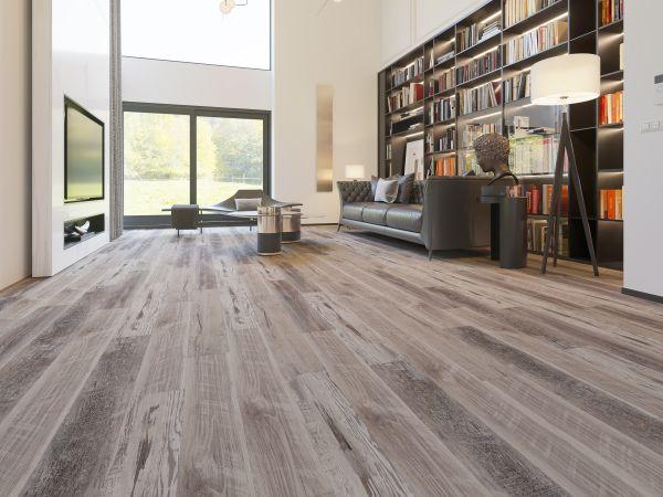 How to keep vinyl plank flooring from buckling?