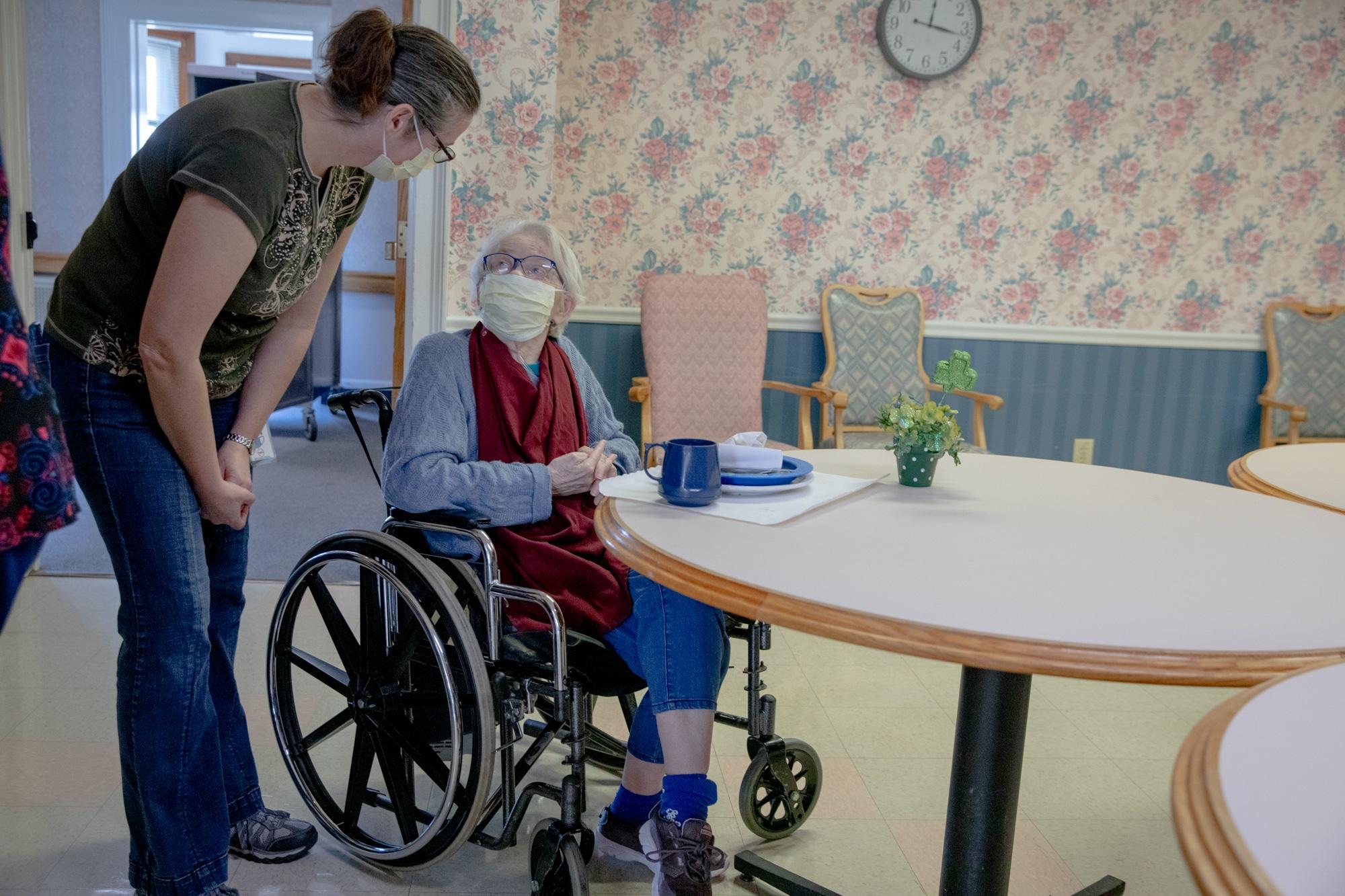 Nursing home shifts