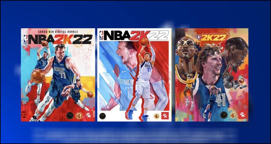 Differences Between NBA 2K22 Next-Gen Versions (PS5 & Xbox Series X)