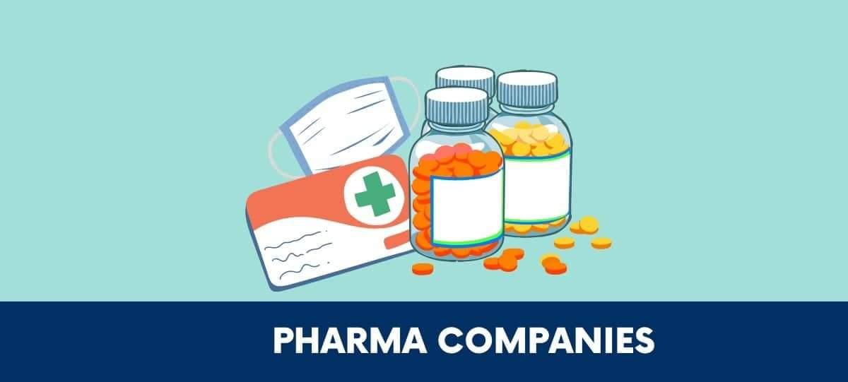 marketing mix of pharmaceutical companies