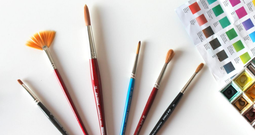 How to take care of watercolor brushes