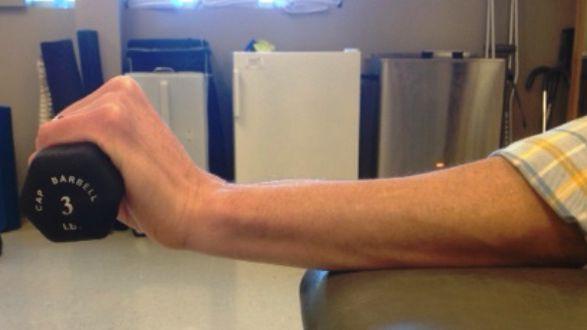 wrists exercises