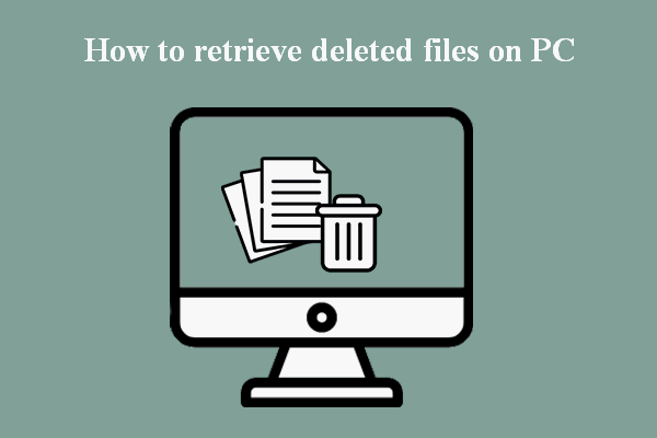How To Recover Deleted Files ! A Complete Guide