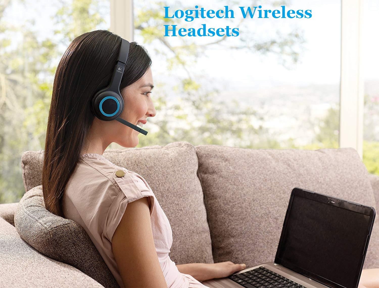 Logitech Wireless Headsets